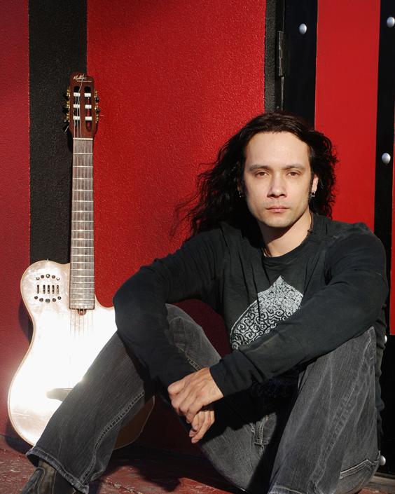 Flamenco Guitar Player - Russ Hewitt